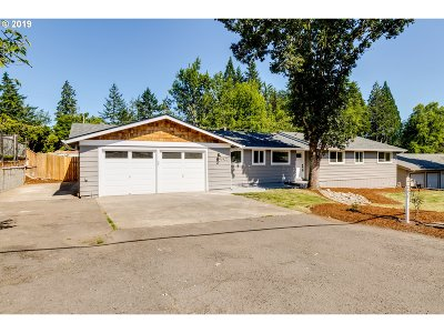 Eugene Single Family Home For Sale: 3425 Chambers St