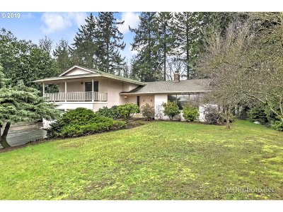Tigard Single Family Home For Sale: 14875 SW 79th Ave
