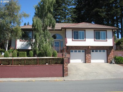 Brookings Single Family Home For Sale: 810 Highland Ave