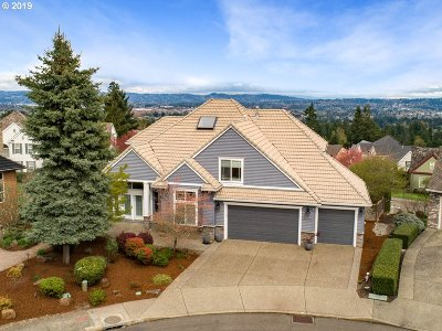 Tigard, Tualatin, Sherwood, Lake Oswego, Wilsonville Single Family Home For Sale: 13620 SW Tracy Pl