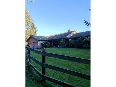 Battle Ground Single Family Home For Sale: 25313 NE 227th St