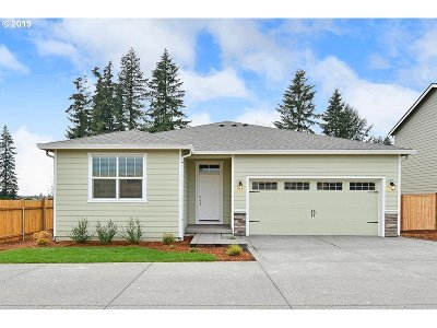Vancouver Single Family Home For Sale: 9203 NE 165th Ave