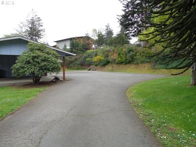 Coos Bay Multi Family Home For Sale: 1120 S 10th