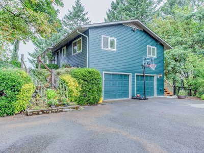 Canby Single Family Home For Sale: 2315 E Madrona Ln