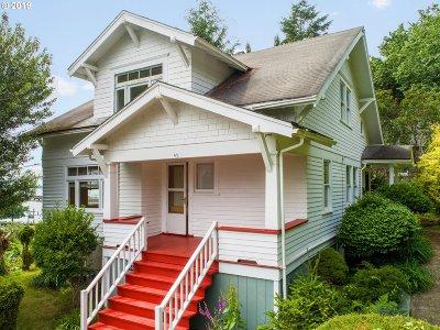 Astoria Single Family Home For Sale: 65 Dresden St