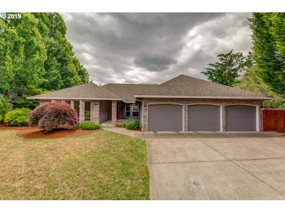 Vancouver Single Family Home For Sale: 1015 NW 144th Cir