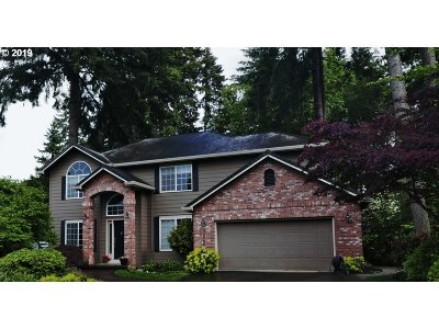 Scappoose Single Family Home For Sale: 32928 SW Keys Crest Dr
