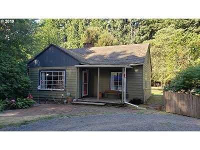 Hillsboro OR Single Family Home For Sale: $465,000