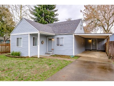 Keizer Single Family Home Sold: 4828 Bailey Rd