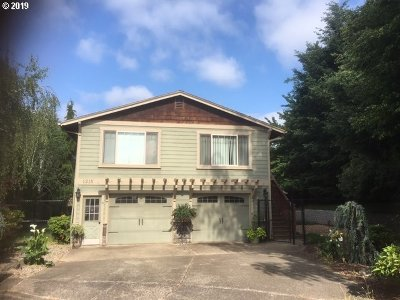 Woodburn Single Family Home For Sale: 1215 Judy St