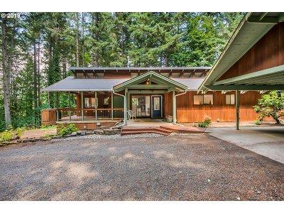 Beaverton Single Family Home For Sale: 17980 SW Shadypeak Ln