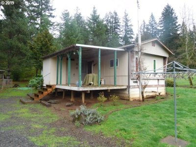 Estacada Single Family Home Pending: 33901 SE Moss Hill Rd