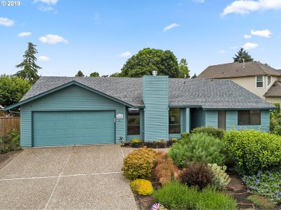 Tigard Single Family Home For Sale: 10908 SW 118th Ct