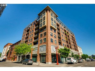 Portland Condo/Townhouse For Sale: 411 NW Flanders St #312