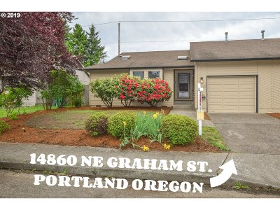 Single Family Home For Sale: 14860 NE Graham St
