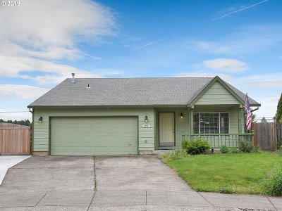 Forest Grove Single Family Home For Sale: 3237 Barnet St
