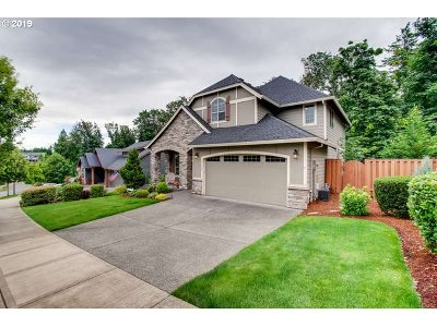 Happy Valley, Clackamas Single Family Home For Sale: 11682 SE Carter Ln