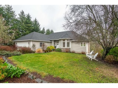 McMinnville Single Family Home For Sale: 2491 NW West Hills Dr