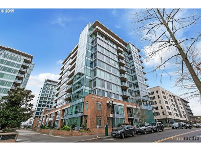 Johns Landing, Johns Landing & Fulton Park, South Waterfront Condo/Townhouse For Sale: 1930 SW River Dr #W202
