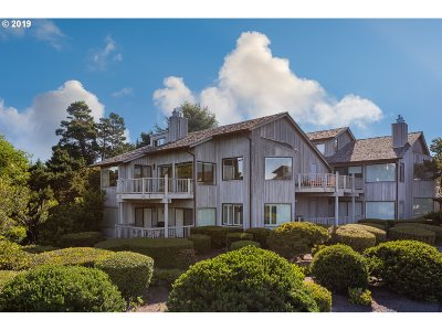 Condo/Townhouse For Sale: 4175 N Hwy 101 #A-4