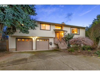 Tigard Single Family Home Bumpable Buyer: 12180 SW Merestone Ct
