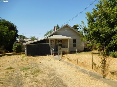 Pendleton Single Family Home For Sale: 307 SW 15th St