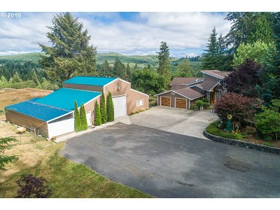 Coos Bay Single Family Home For Sale: 93947 Autumn Ln