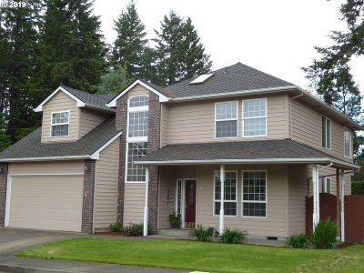 Canby Single Family Home Pending: 1567 NE 19th Loop