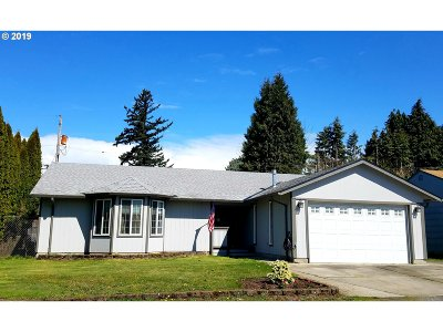 Washougal Single Family Home For Sale: 3219 A St