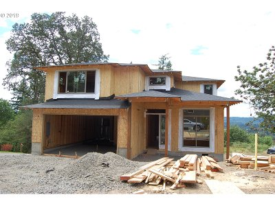 Oregon City Single Family Home For Sale: 14130 Quail Ct #Lot 5