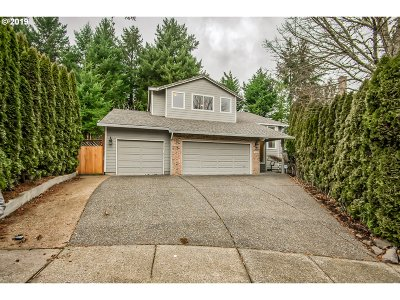 Beaverton Single Family Home For Sale: 15195 SW Copper Ct Ct