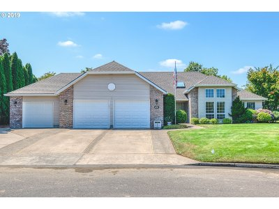 Canby Single Family Home Pending: 835 N Cedar Ct