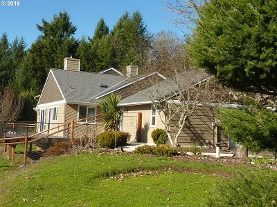 Roseburg Single Family Home For Sale: 258 Hunter Hill Ln