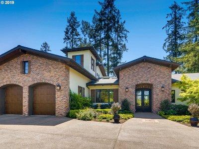 Newberg Single Family Home For Sale: 34854 NE Wilsonville Rd