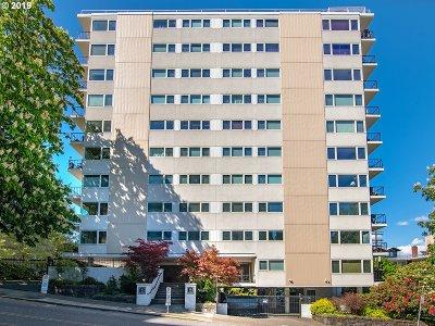 Portland Condo/Townhouse For Sale: 2211 SW Park Pl #303