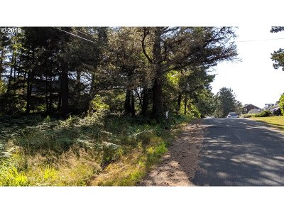 Gearhart Residential Lots & Land For Sale: 701 D St