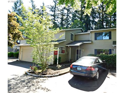 Wilsonville Condo/Townhouse For Sale: 29620 SW Volley St #45
