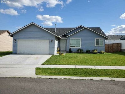Hermiston Single Family Home For Sale: 119 SW Cottonwood Dr