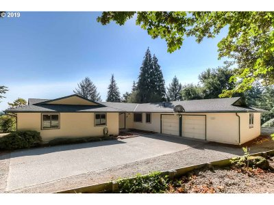 Salem Single Family Home For Sale: 2197 NW Doaks Ferry Rd