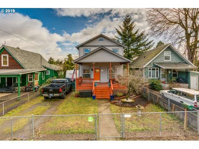 Single Family Home For Sale: 4210 SE 76th Ave