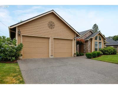 Oregon City Single Family Home For Sale: 19116 Lot Whitcomb Dr