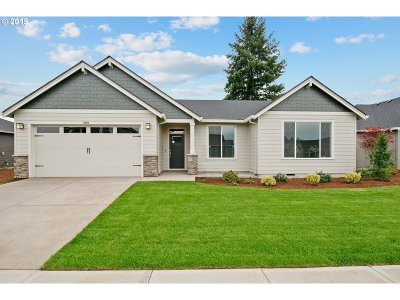 Canby Single Family Home For Sale: 1096 S Willow St #Lot51