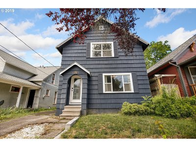 Multi Family Home For Sale: 3529 SE Taylor St