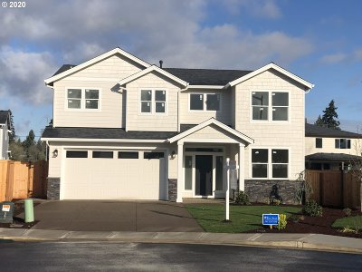 Keizer Single Family Home For Sale: Kensington Ct NE #Lot 5