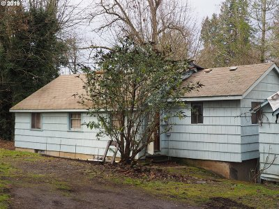Oregon City, Beavercreek, Molalla, Mulino Single Family Home For Sale: 15001 S Redland Rd
