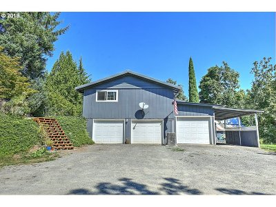 Ridgefield Single Family Home For Sale: 30503 NW Paradise Park Rd