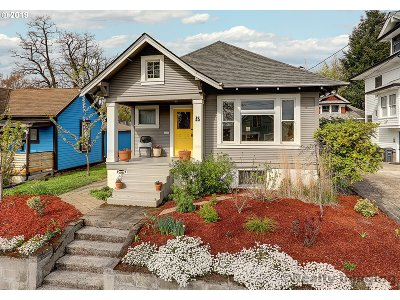 Single Family Home For Sale: 35 SE 79th Ave