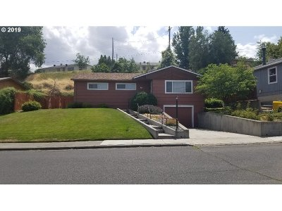 Pendleton Single Family Home For Sale: 1510 SW Goodwin Pl