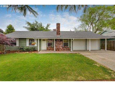 Single Family Home For Sale: 1714 SE 159th Ave