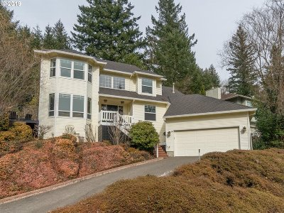 Lake Oswego Single Family Home For Sale: 24 Becket St